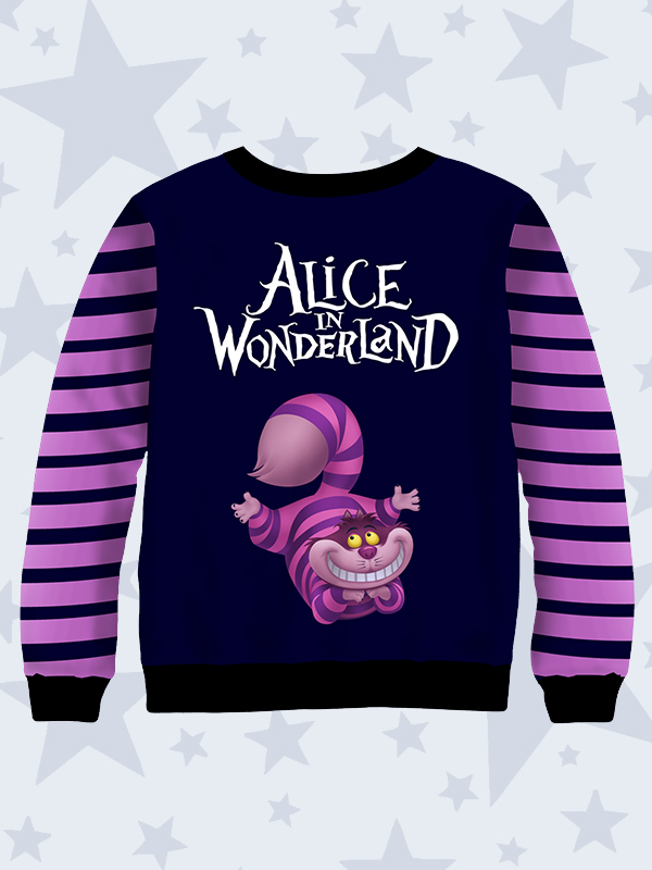 Свитшот Alice in Wonderland Disney