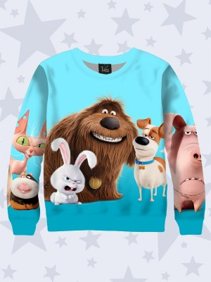 Свитшот The Secret Life of Pets