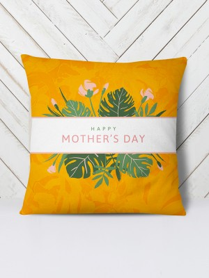 Подушка Mother day orange