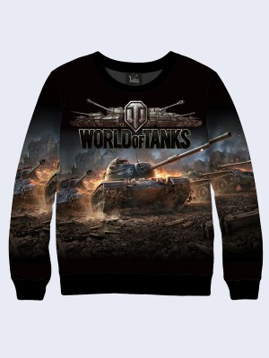 Свитшот Game World of Tanks
