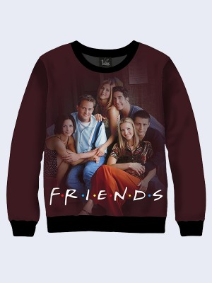 Свитшот Sitcom Friends