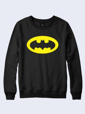 Свитшот Batman emblem black