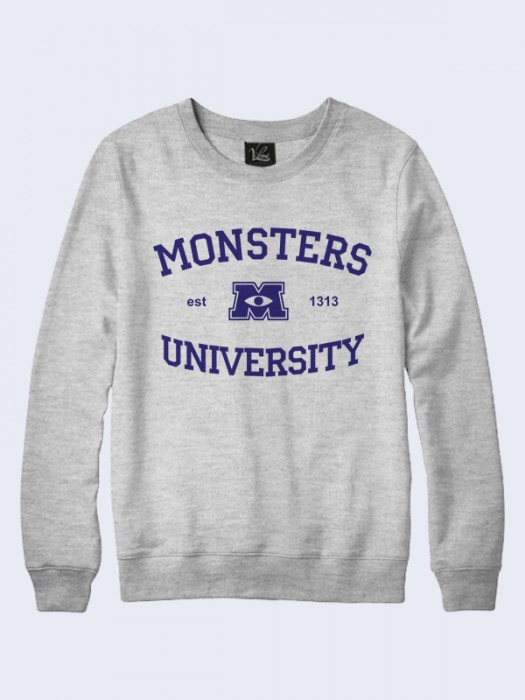 Свитшот Monsters university est 1313
