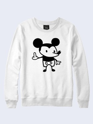 Свитшот Bad Mickey Mouse