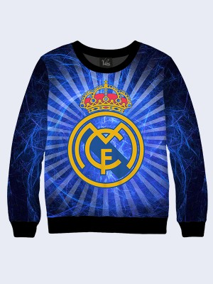 Свитшот Real Madrid emblem