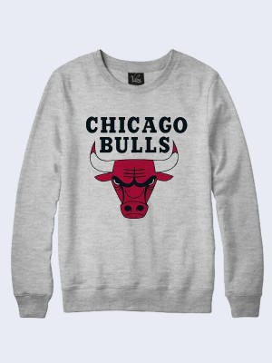 Свитшот Chicago Bulls logo