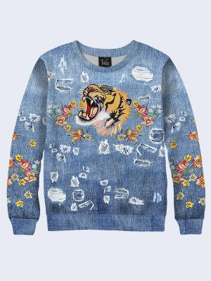 Свитшот Denim tiger