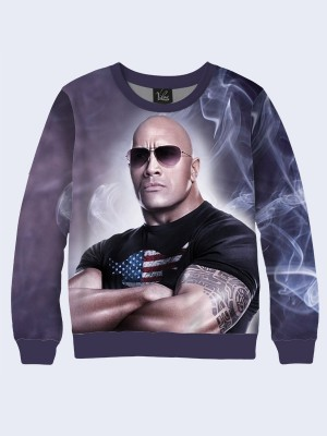 Свитшот Dwayne Johnson