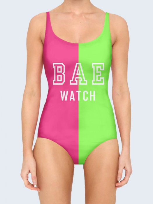 Купальник Bae watch pink