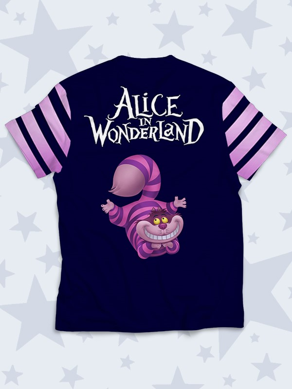 Футболка Alice in Wonderland Disney