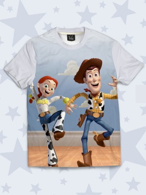 Футболка Woody and Jessie