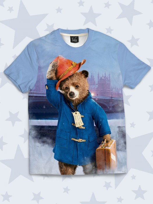 Футболка Cute Paddington