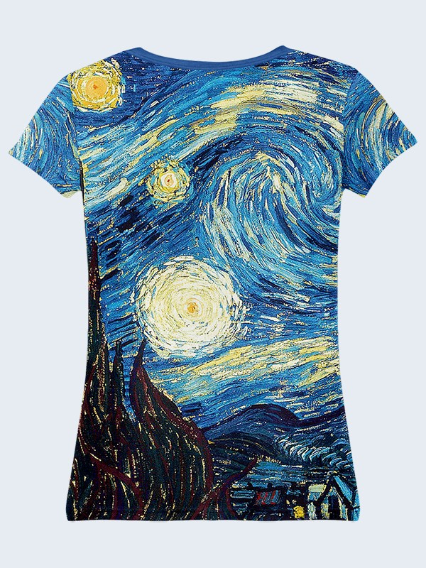 Футболка Starry Night