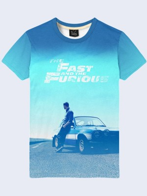 Футболка The Fast and the Furious