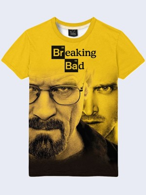 Футболка Breaking Bad