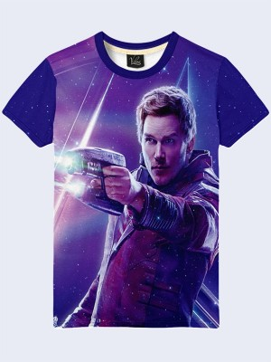 Футболка Peter Quill Marvel