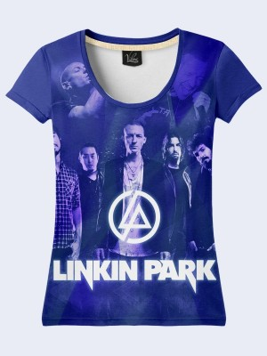 Футболка Group Linkin Park poster