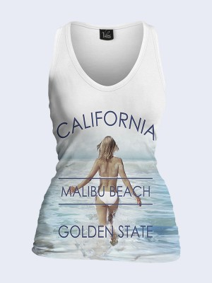 Майка California Golden State